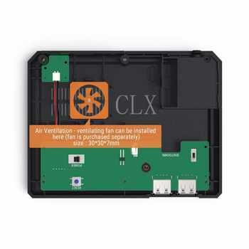 Retroflag MEGAPi Case / Game Controller Functional Button for Raspberry Pi 3 B Plus (3B+) / 3B / 2B