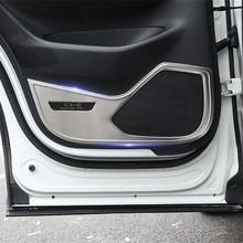 stainless steel car interior door anti kick pad anti kick plate For Mazda CX5 cx- & Buy interior door kick plates and get free shipping on AliExpress.com