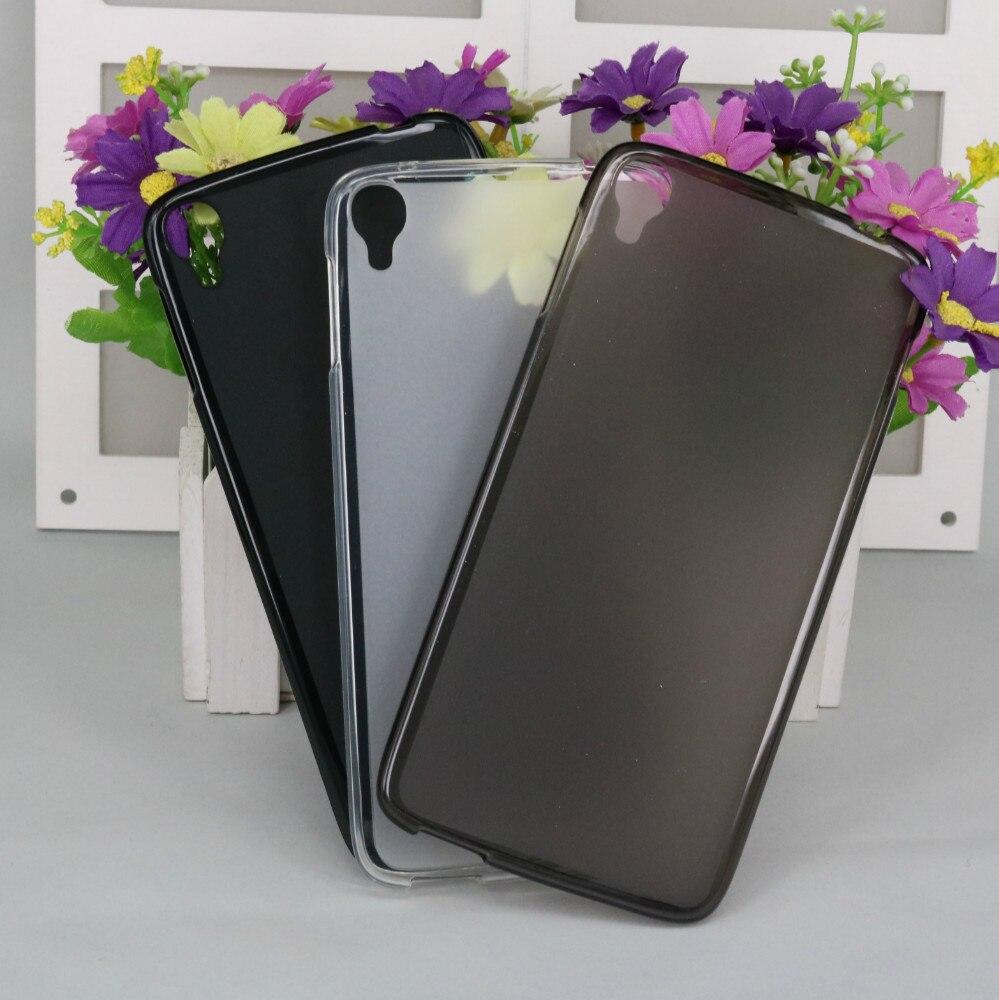Alcatel idol 3 5.5 case silicone untra thin TPU phone case for alcatel one touch idol 3 5.5 inch case soft clear TPU 6045 cover