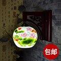 קרמיקה מנורות בציר מודרני קיר בסגנון סיני מנורת קיר ליד מיטת מנורת מרפסת מנורת קיר-במנורת קיר פנימית LED מתוך פנסים ותאורה באתר