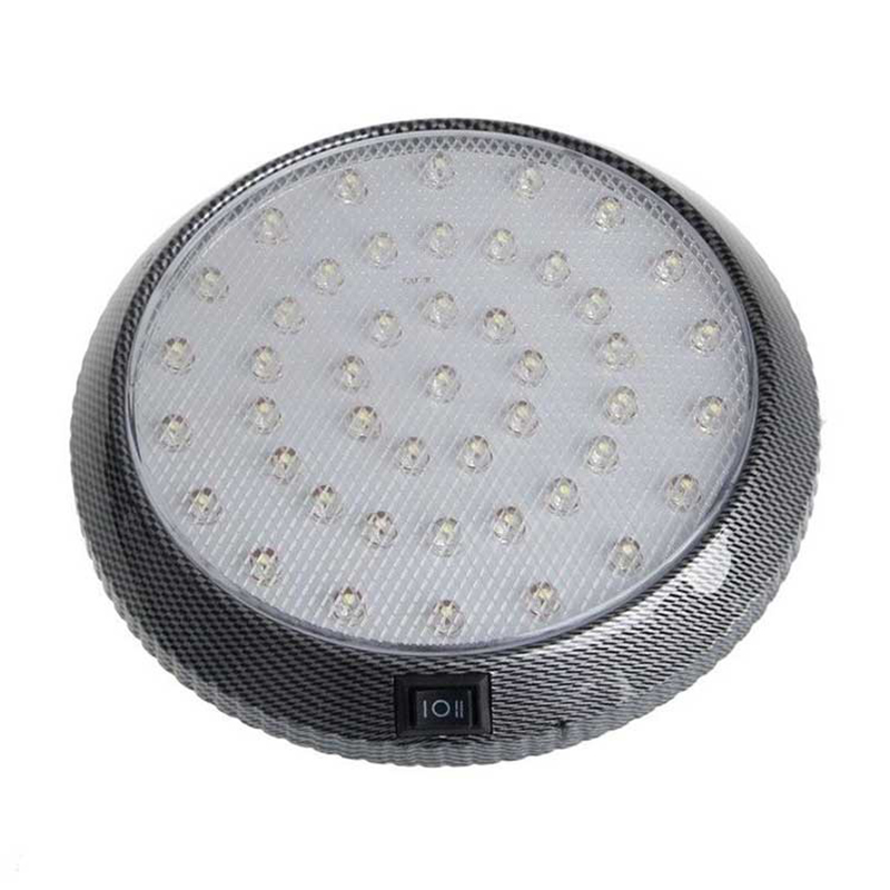 Image 3 - Car LED Dome Light Interior Ceiling Lamp for 12V Camper Motor Home Boat Trailer RV Lights-in RV Parts & Accessories from Automobiles & Motorcycles