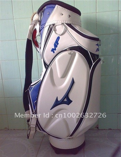 2011 new arrival golf bag, free shipping golf glove, produced by high quality PU