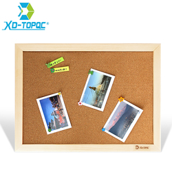 XINDI пробковая доска 25*35 см доска для объявлений доски для сообщений деревянная рамка булавка для заметок Заводские поставки для дома или офи...