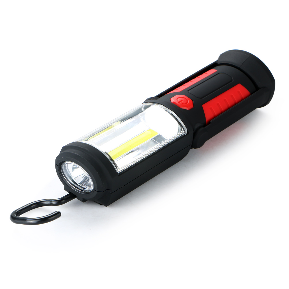 Am-Tech 24-LED Work Light with Batteries Worklight LED RRP £18.99