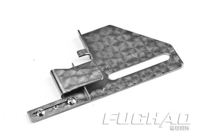JinLei 205 папка регулируемые Ткань руководство JinLei хеммер используется для 2 или 3 иглы CoverStitch Машиныкупить в магазине sewingparts StoreнаAliExpress