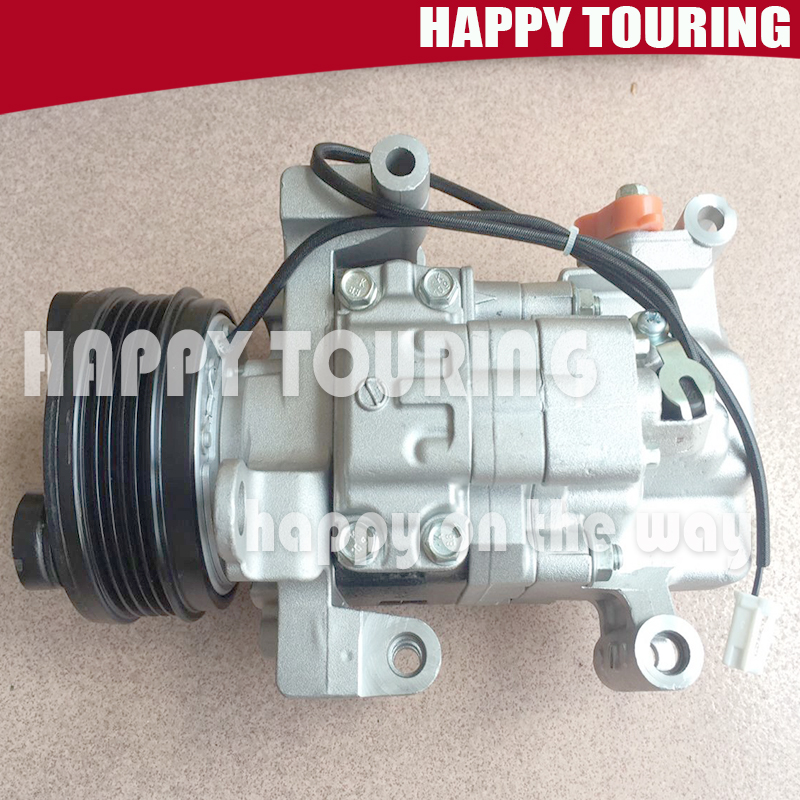 Automobiles & Motorcycles Auto Replacement Parts For A/c Compressor Mazda 3 2.0 For Mazda 3 Bk Axela Saloon Bk 2.0 Lf17 H12a1ah4fx H12a1ah4dx H12a1aj4ex Bp4s61k00 In Short Supply
