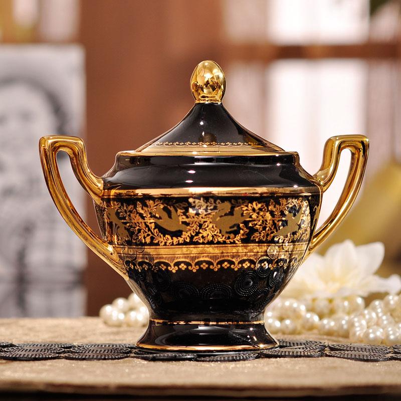 Набор 15 шт еўрапейскі раскошны кававы - Кухня, сталовая і бар - Фота 5