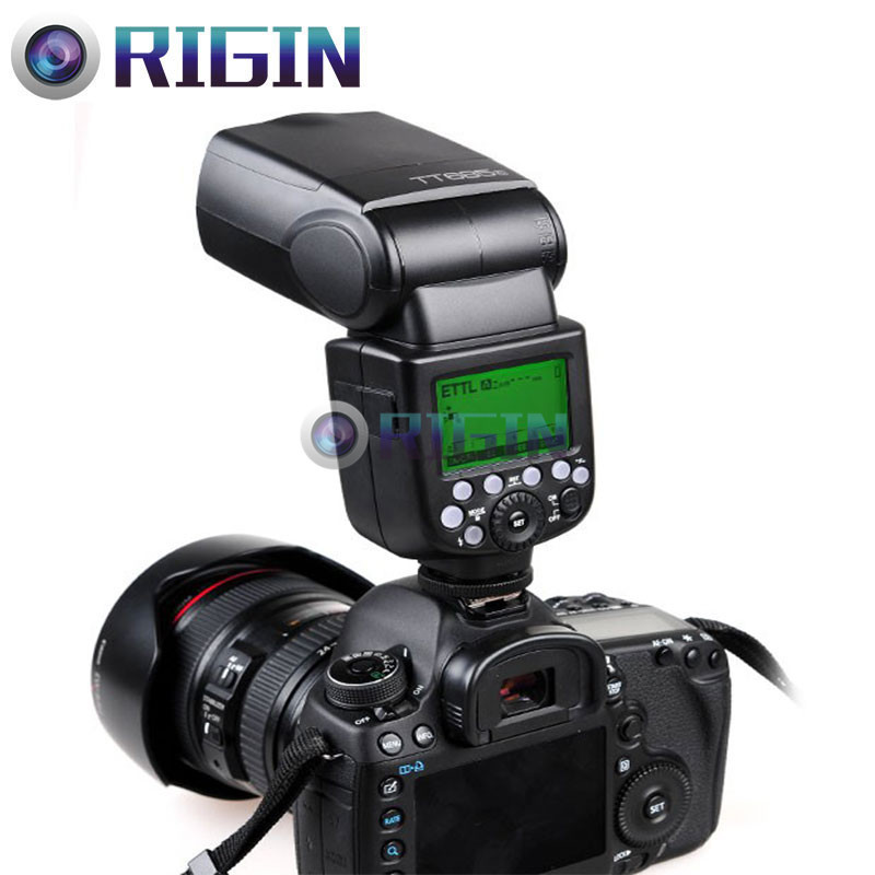 Godox TT685C камера Flash 2.4 ГГц сымсыз - Камера және фотосурет - фото 6