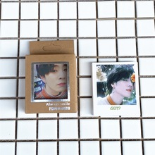 Buy 40Pcs/set KPOP Got7 Lomo Photo Card PVC Cards Self Made Card Photocard directly from merchant!