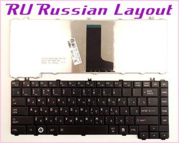 Russa RU Layout di Tastiera per Toshiba Satellite L630 L635 L640 L640D L645 L645D L730 L735 C600 C600D L635 C645D Del Computer Portatile /Notebook