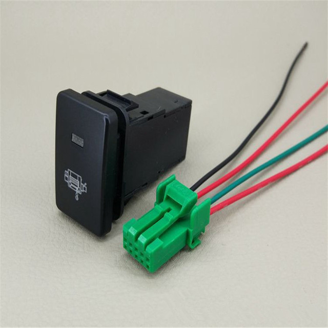 LARATH 12v Front fog lights switch button with wire & DRL switch ...