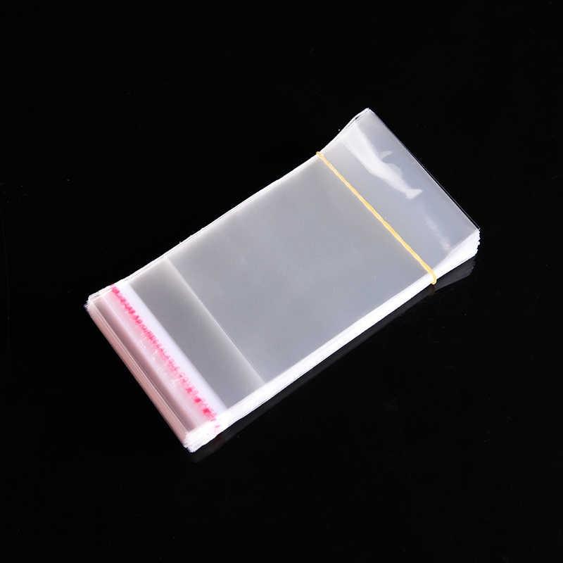 Sac pour violoncelle Transparent 3x15 cm 600 pièces   Sac en plastique Transparent refermable pour prix Promotion, petits sacs cadeaux