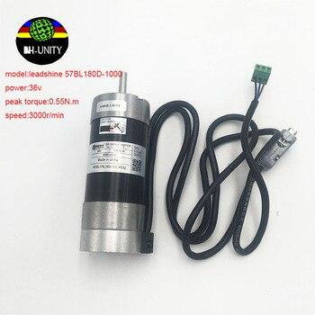 Leadshine 36V dc servo motor 57BL180D-1000 match for ACS606 driver for human design inkjet printer machine spare part