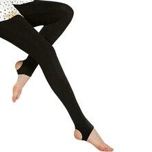 Шаг ноги женские теплые колготки 120D бархатные Collants весна осень Чулочные изделия Fantaisie сексуальные колготки эластичные Strumpfhose тонкие Medias