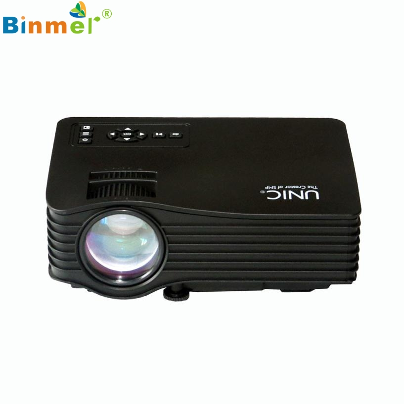 Superior Quality  UC36 LED Multimedia Video Projector Portable For Home Theater 1080P Mar29XJ