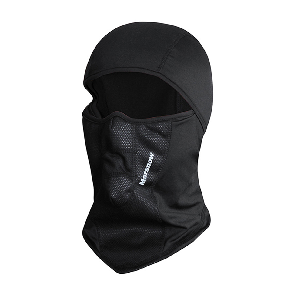 Marsnow Winter Warm Cap Ski Face Mask Outdoor Sport Thermal Scarf Snowboard Hiking Motorcycle Hat Fleece Mask jaisati winter outdoor riding windproof cap fleece hood cs hat mask thick warm snow cap dust mask