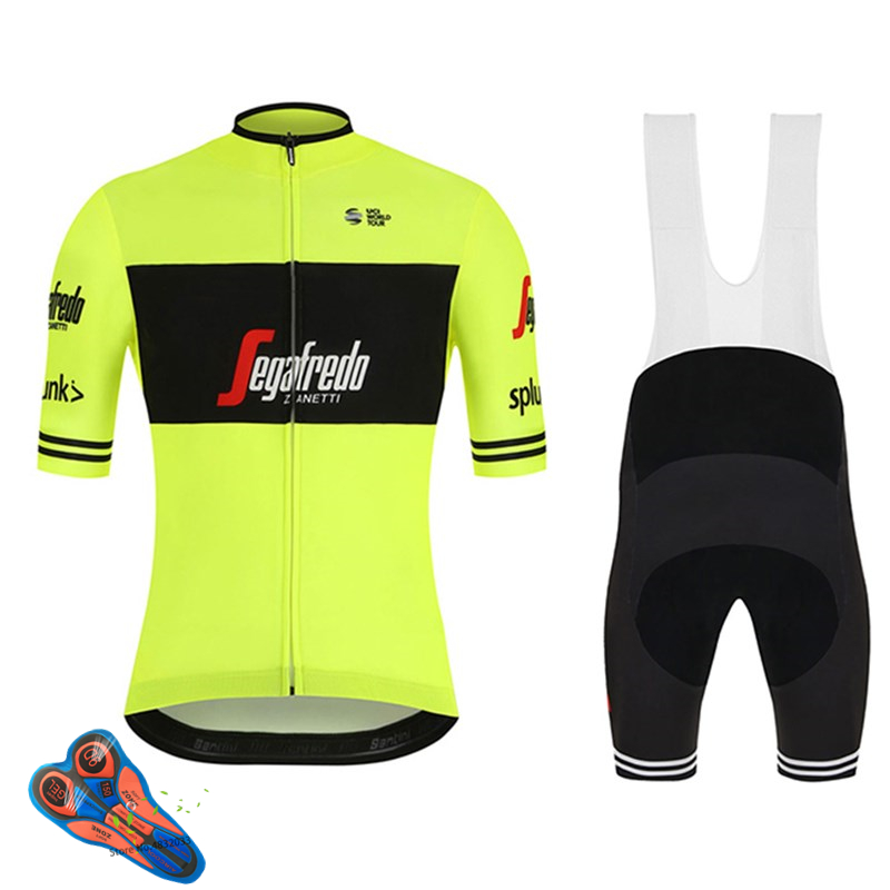 2019 Trekking Cycling Jersey Set Men's Summer Style Short Sleeve Cycling Clothing Sportswear Outdoor Mtb Ropa Ciclismo Bike Wear