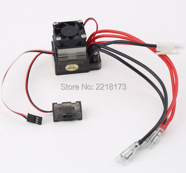 Dragon model 7.2V-16V 320A High Voltage ESC Brushed Speed Controller RC Car Truck Buggy Boat Hot Selling spare 320a brushed esc fitting for remote control car truck boat