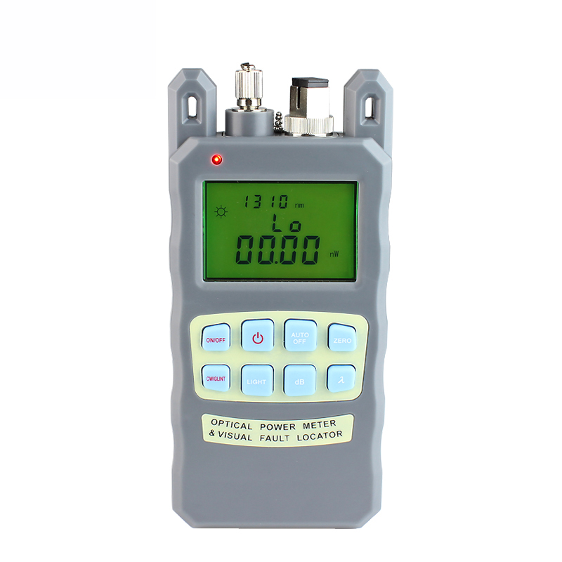 imágenes para All-in-one Fibra medidor de potencia óptica-70 a + $ number dbm 10 mw 10 km Cable Probador Visual de Fallos localizador FTTH Probador Herramienta