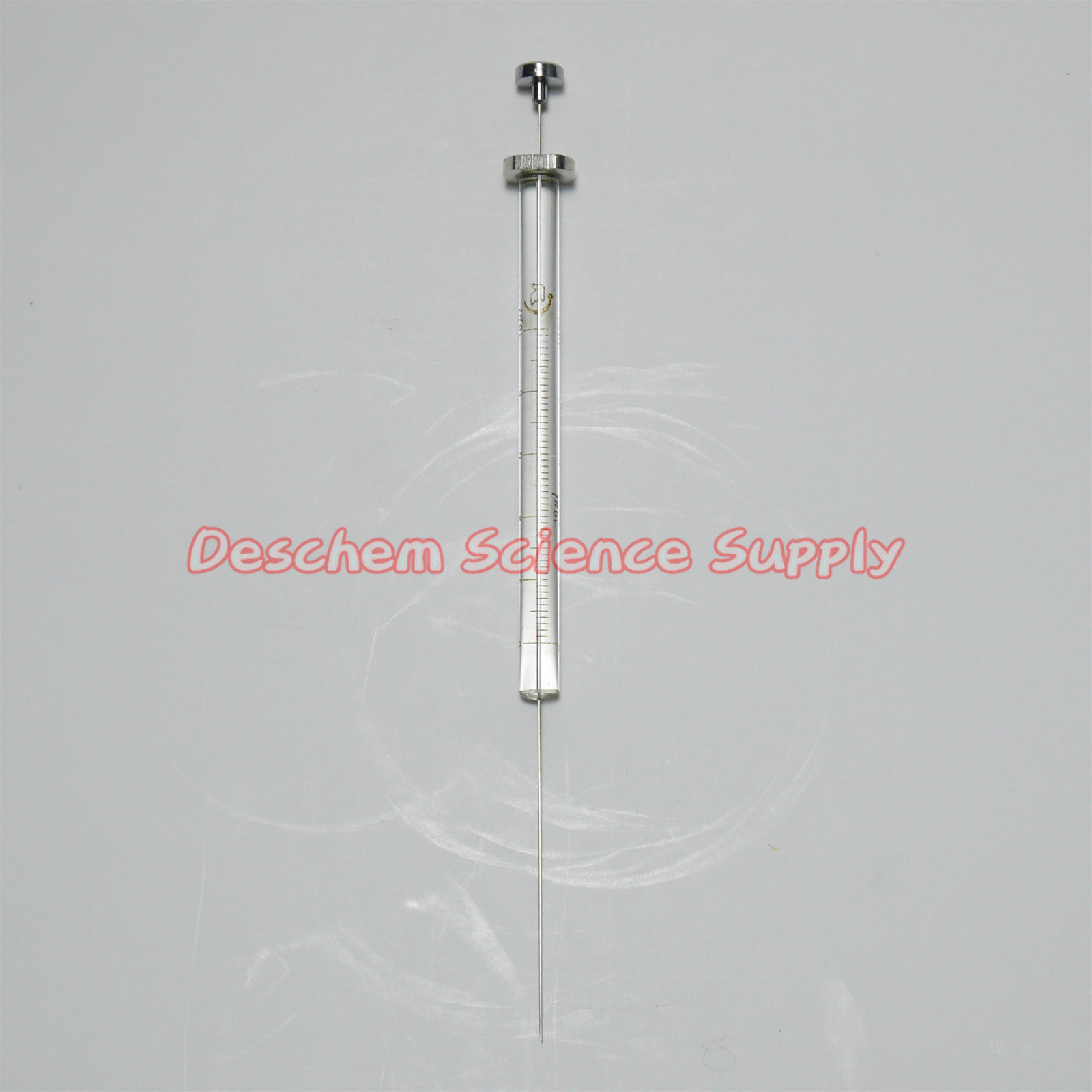 10ul Glass Micro Syringe 0 01ml Lab Trace Injector W Sharp Needle Tip In Pipette From Office