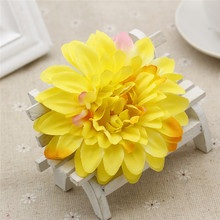 10CM artificial flowers chrysanthemum wedding flower silk decoration for arch