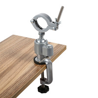 360 Degree Rotate Table Vice Vise Universal Clamp On Grinder Holder Bench Table Vise Electric Drill