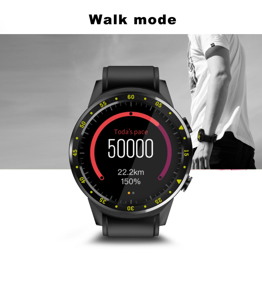 F1 Smart Watch with Compass GPS Remote Camera Sport Smartwatch Support SIM  Card Bluetooth Wristwatch For Iphone Android phone