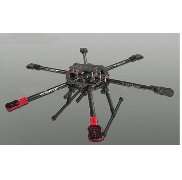 Tarot TL68C01 FY690S Full Carbon Fiber 6-axis Aircraft 3K Fold Hexacopter 690 tarot 3k carbon fiber plate 3 5mm tl2900 tarot parts free shipping with tracking