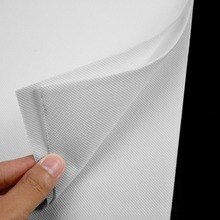 Projection Screen Curtain 16:9 Non-Woven Fabric White Soft Portable for All Type Projector 40/50/60/72/84/92/100/106/120 Inch