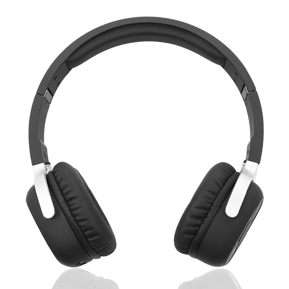 NEW BEE NB-9  APP Headphone Wireless Bluetooth Headset HiFi Stereo Headphone with Mic NFC for iOS Android System