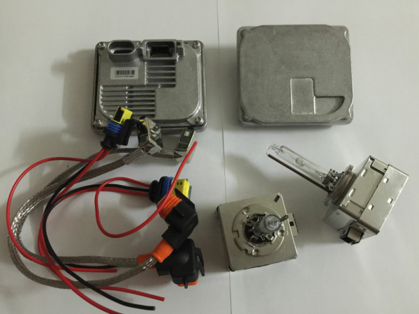 OS ram Style D1S HID Xenon Kit D1 Car Headlight Bulbs Xenon HID Ballast FLIPS HID