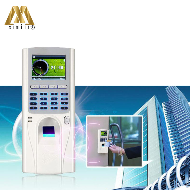 Cheap TCP/IP biometric fingerprint and 125KHZ RFID card reader access control 1000 users standalone access controller TFS-6 good quality waterproof fingerprint reader standalone tcp ip fingerprint access control system smat biometric door lock