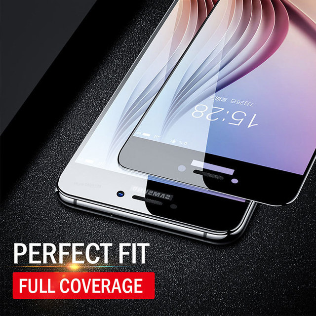 5D Curved A8 2018 Tempered Glass For Samsung Galaxy A5 A3 A7 2017 A8 Plus 2018 J7 J5 Pro Prime Screen Protector Film A 5 8 Case