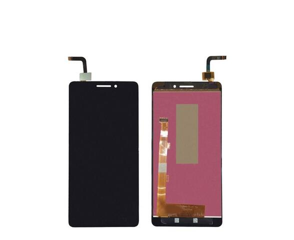 5 0 Black white For Lenovo P1M P1ma40 P1mc50 LCD display screen touch glass Digitizer Assembly