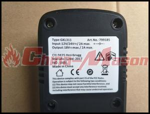 Image 4 - 100% Brand new Replacement Charger for GKL311 charger for GEB90, GEB211, GEB212, GEB221, GEB222, GEB241 GEB242 GEB331 battery.