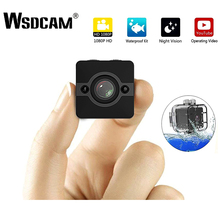 Wsdcam SQ12 Mini IP Camera HD 1080P Waterproof Wide-angle Le