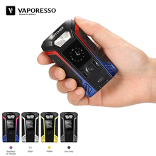 New Arrival Vaporesso Transformer Switcher Mod 220W Vape Box Mod 510 Thread Compatible with NRG Tank without 18650 Battery