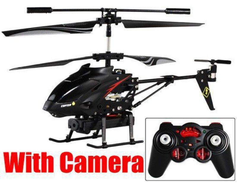 RC Helicopter with camera S977 3.5 Channel Alloy Video Shooting Metal Gyro Aircraft rc plane Remote Control toys for child gifts yizhan i8h 4axis professiona rc drone wifi fpv hd camera video remote control toys quadcopter helicopter aircraft plane toy