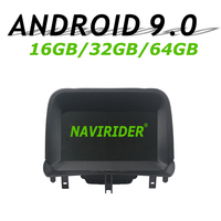 High configuration Octa Core Android 9.0 Car GPS For FORD Tourneo Courier 14 16 navigation Car Radio bluetooth 64GB large memory
