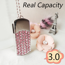 Crystal Diamond Usb 1TB 2TB Flash Drive Pendrive 32GB Pen Drive 64GB  Jewelry 128gb 16gb 8gb Usb Stick 3.0 Memory Card Girl Gift