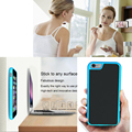 Fashion Selfie case Magic Anti Gravity Nano Suction Case for iPhone 6 6s 4.7 6 6s Plus 5.5 Phone Back Cover
