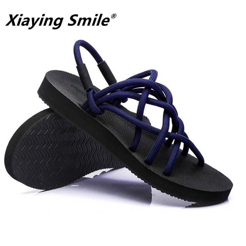 Haute D'été Mode Black Sandales Unisexe red Hommes Plat Chaussures Flip Flops Plage Qualité blue Pour Marée Noir De Les Couples TZxpzqYx