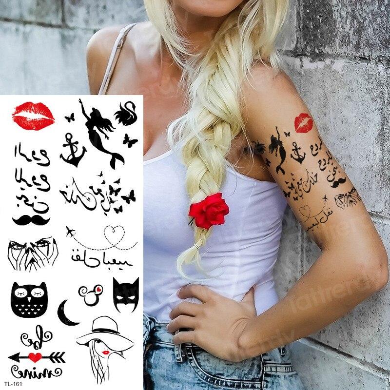 Kleine tattoos frauen