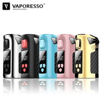 Original E Cigarette Vaporesso Target Mini Mod 40W 510 Box Mod With 1400mah Built In Lithium