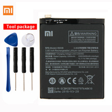 Original Xiaomi BM3B Phone battery For Xiaomi Mi Mix 2 II 5.99 MIX2 BM3B 3300mAh original xiaomi bn32 phone battery for xiaomi bn32 3300mah