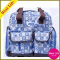 2016 New Arrival Bolsa Diaper Bag Fashion New Single And Double Shoulder During The Mummy Bag Super Capacity Mother His Diaper
