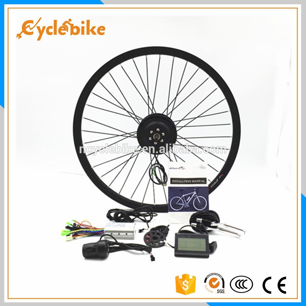Ncyclebike rear wheel electric bike kit v w