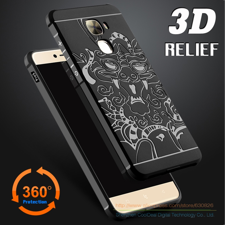 Totally Protection Back Cover Case for Letv LeEco Le Pro 3 Pro3 5.5 Luxury Phone Cover for Leeco Pro3 Soft Silicone Cases