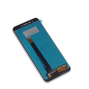 Image 2 - 5.5 pollici originale per HOMTOM S99 LCD + touch screen di ricambio per HOMTOM S99 schermo LCD mobile parti del telefono di Trasporto trasporto libero