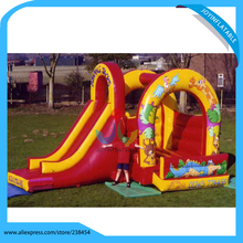 Outdoor toys kids inflatable jumping castles , mini inflatable bouncer